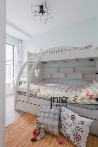 北欧风格二居室儿童房装修效果图