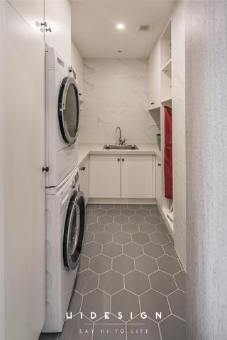 混搭風格別墅洗衣房裝修效果圖