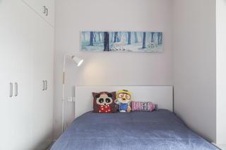 115㎡北欧风儿童房装修效果图