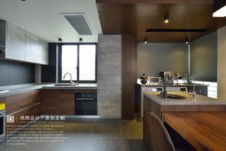 110平米两居厨房装修效果图