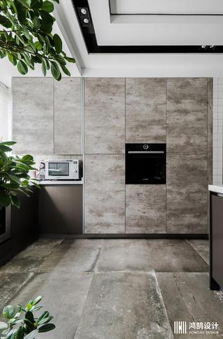 150平米三居室裝修櫥柜設計圖