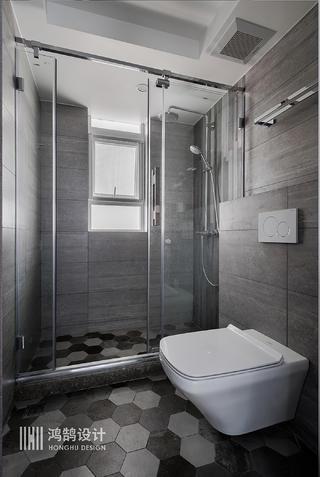 150平米三居室卫生间装修效果图