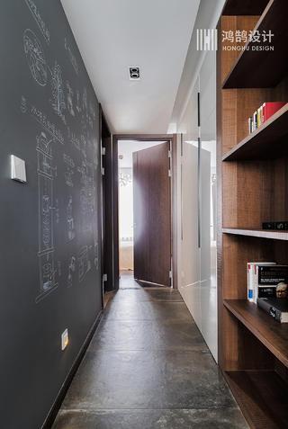 150平米三居室过道装修效果图