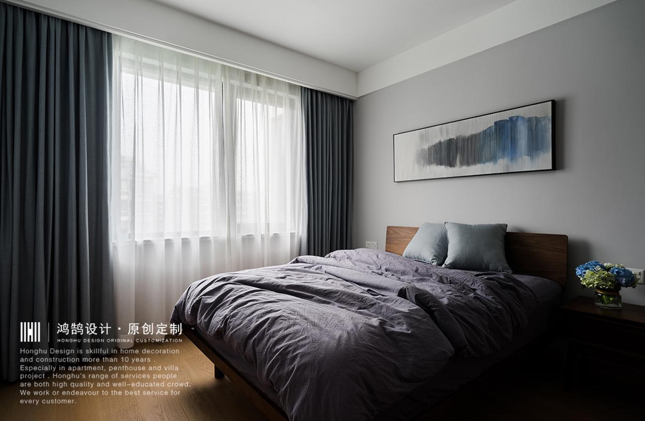 大户型复式装修卧室效果图