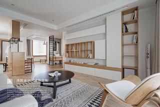 日式风格二居室客厅每日首存送20