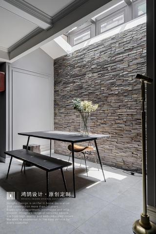 美式风别墅地下室装修效果图