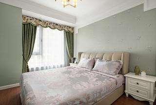 137平美式风格卧室每日首存送20