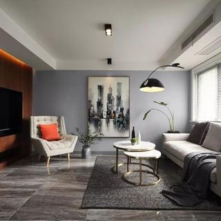 现代风格二居室装修注册送300元现金老虎机图