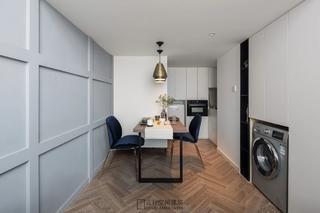 30㎡小户型公寓餐厅装修效果图