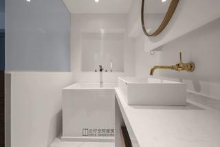 30㎡小户型公寓卫生间装修效果图