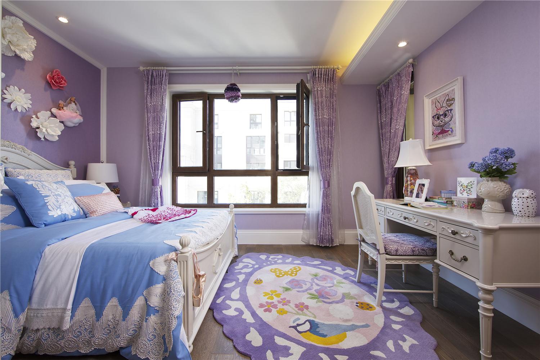法式风格别墅儿童房装修效果图