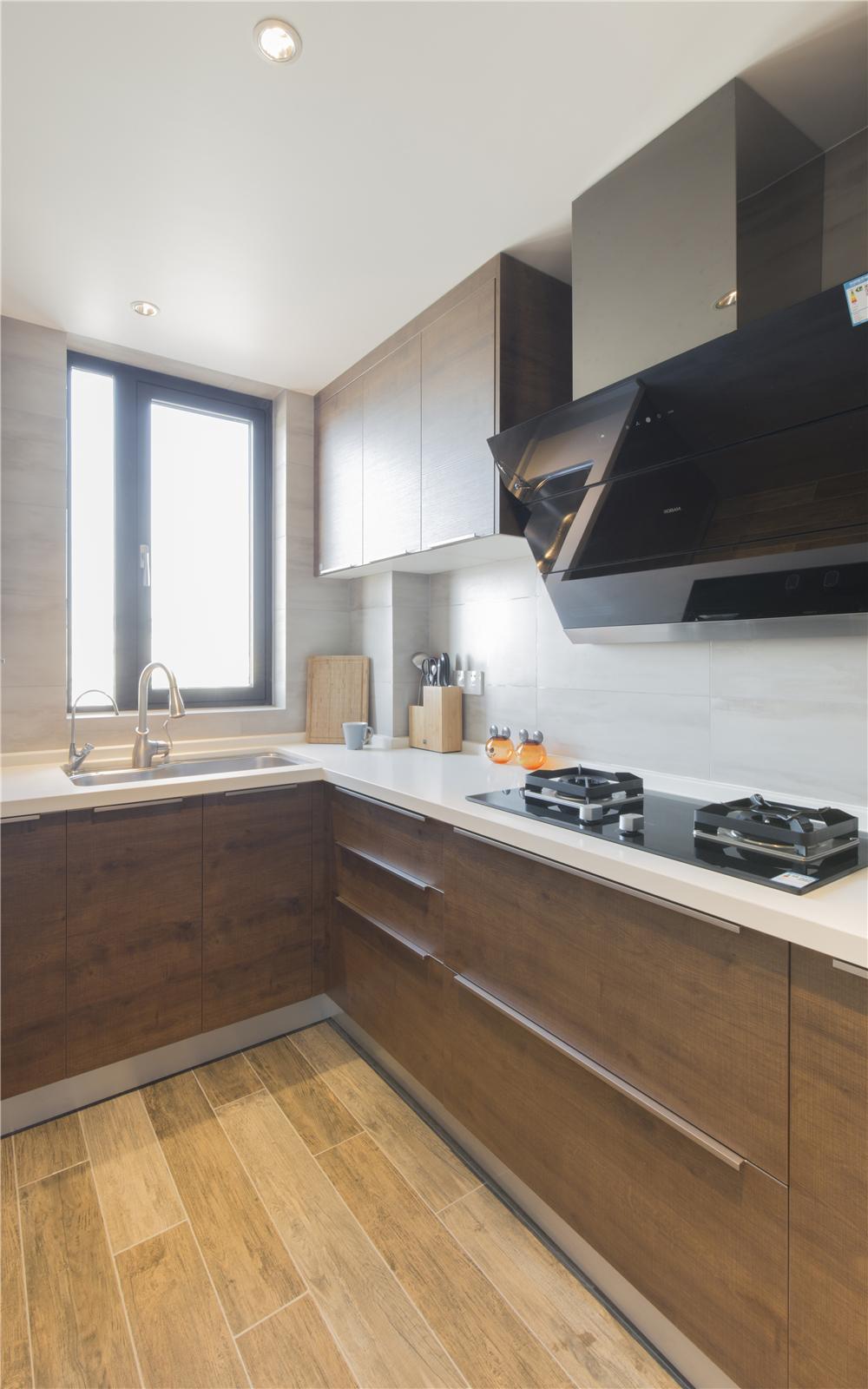 140平米二居室厨房装修效果图