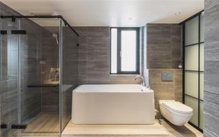 140平米二居室卫生间装修效果图
