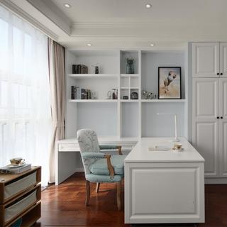 50平美式小户型公寓装修效果图