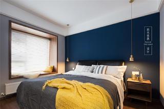 170㎡现代风卧室装修效果图