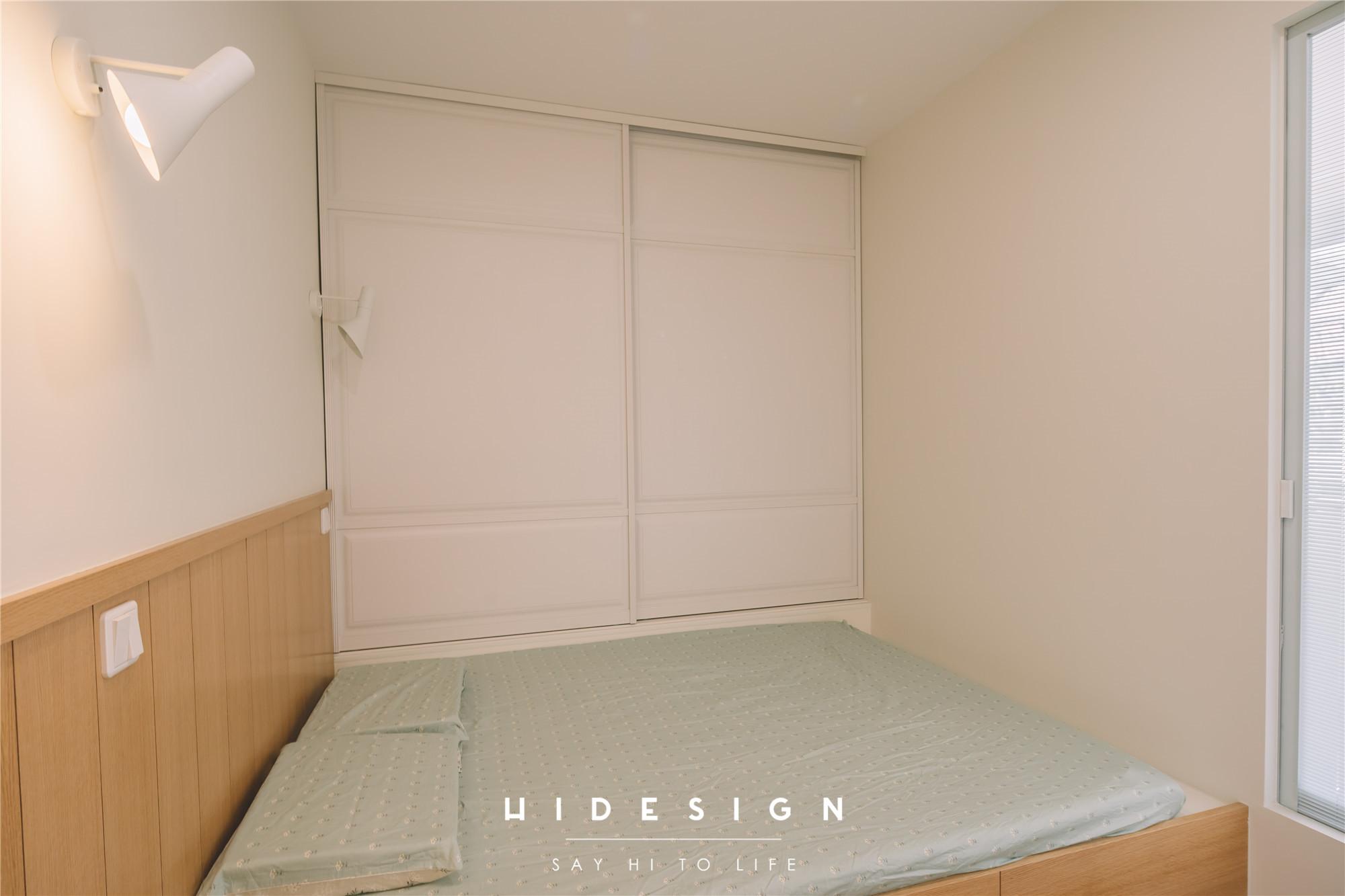 50平米小户型榻榻米卧室装修效果图