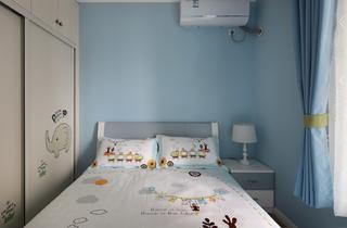 96平米三居儿童房装修效果图