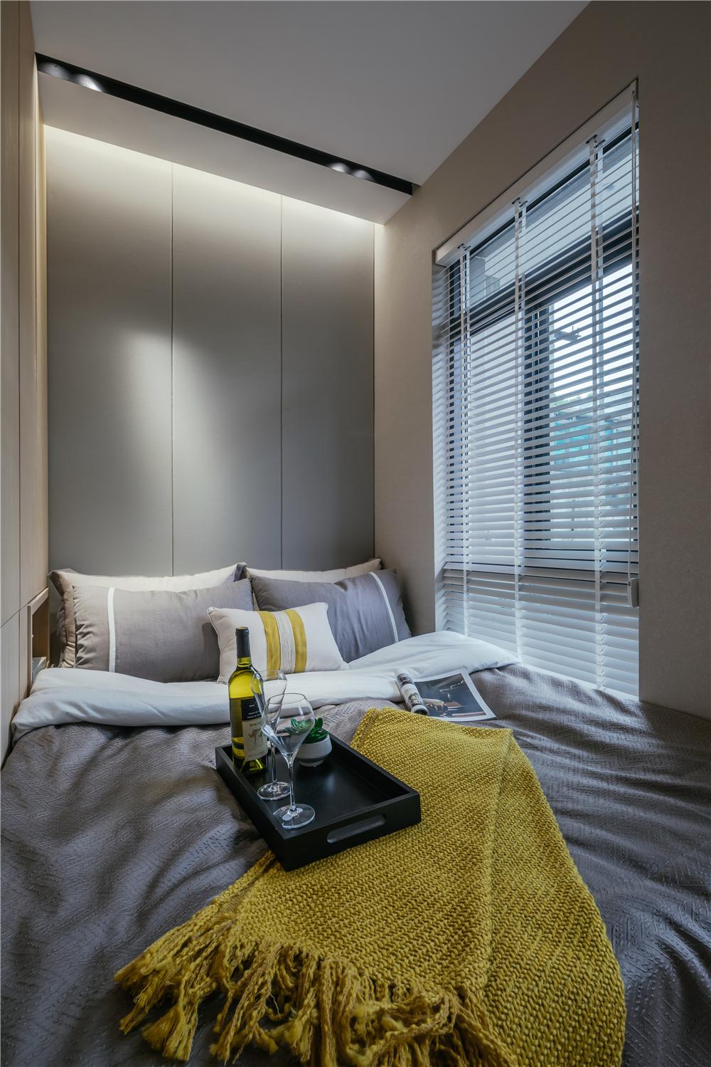24平小户型两居卧室装修效果图