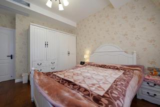 美式风格二居卧室每日首存送20