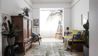 50平小户型一居客厅装修效果图