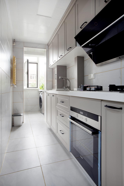 60平小户型两居厨房装修效果图