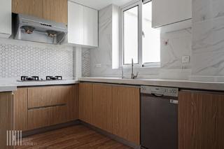 130㎡北欧风厨房装修效果图