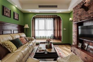 美式风格三居客厅国国内清清草原免费视频