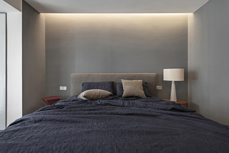150平现代风卧室装修效果图