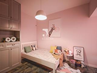 北欧风二居儿童房装修效果图