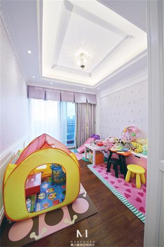 大户型法式风格儿童房装修效果图