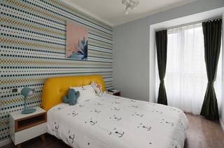 北欧风三居室儿童房装修效果图