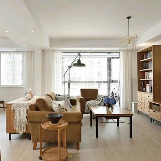 北欧三居装修设计 宁静简洁