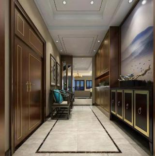 豪华中式装修设计 古朴大方