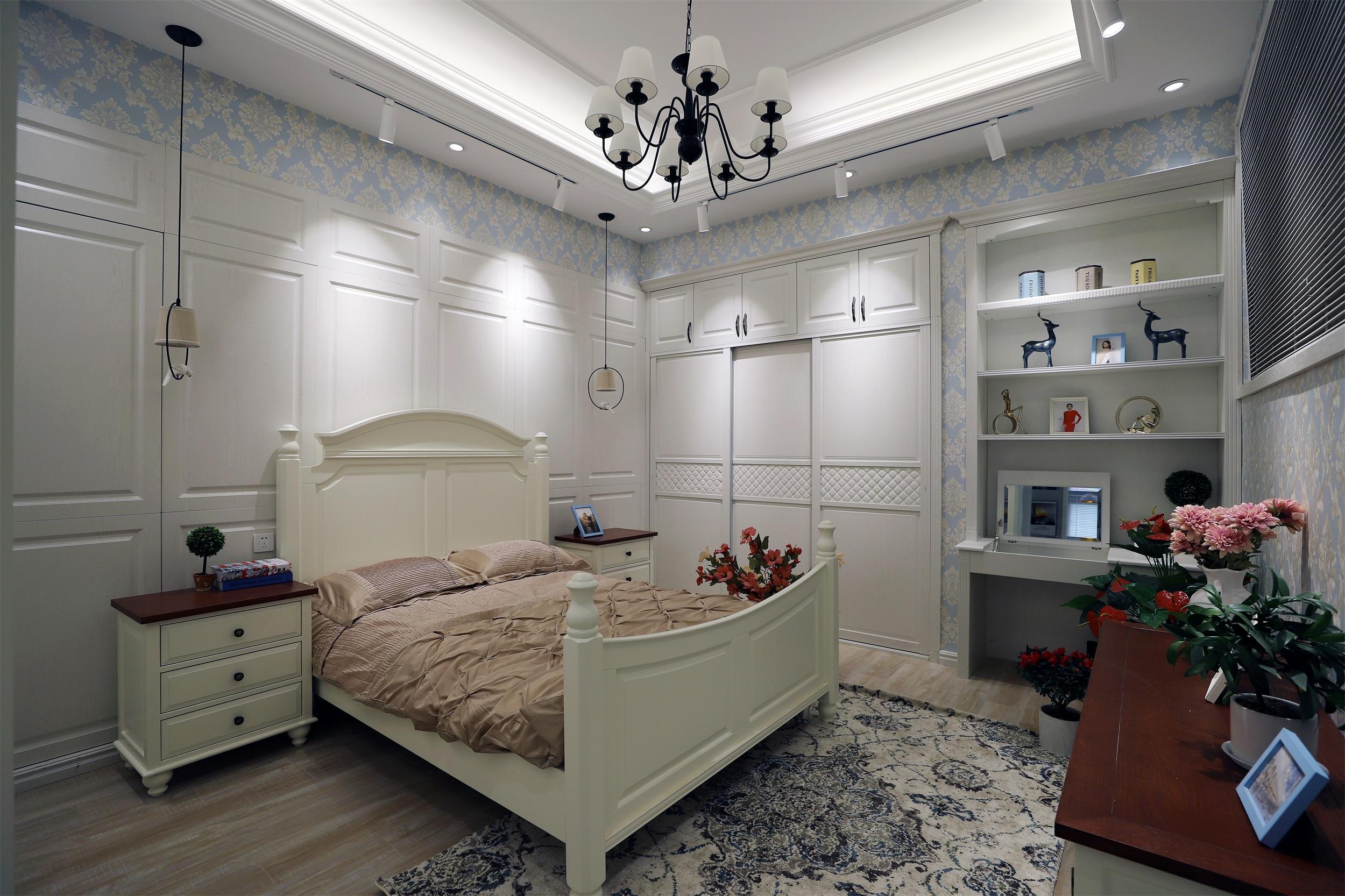 家居展厅装修卧室设计图