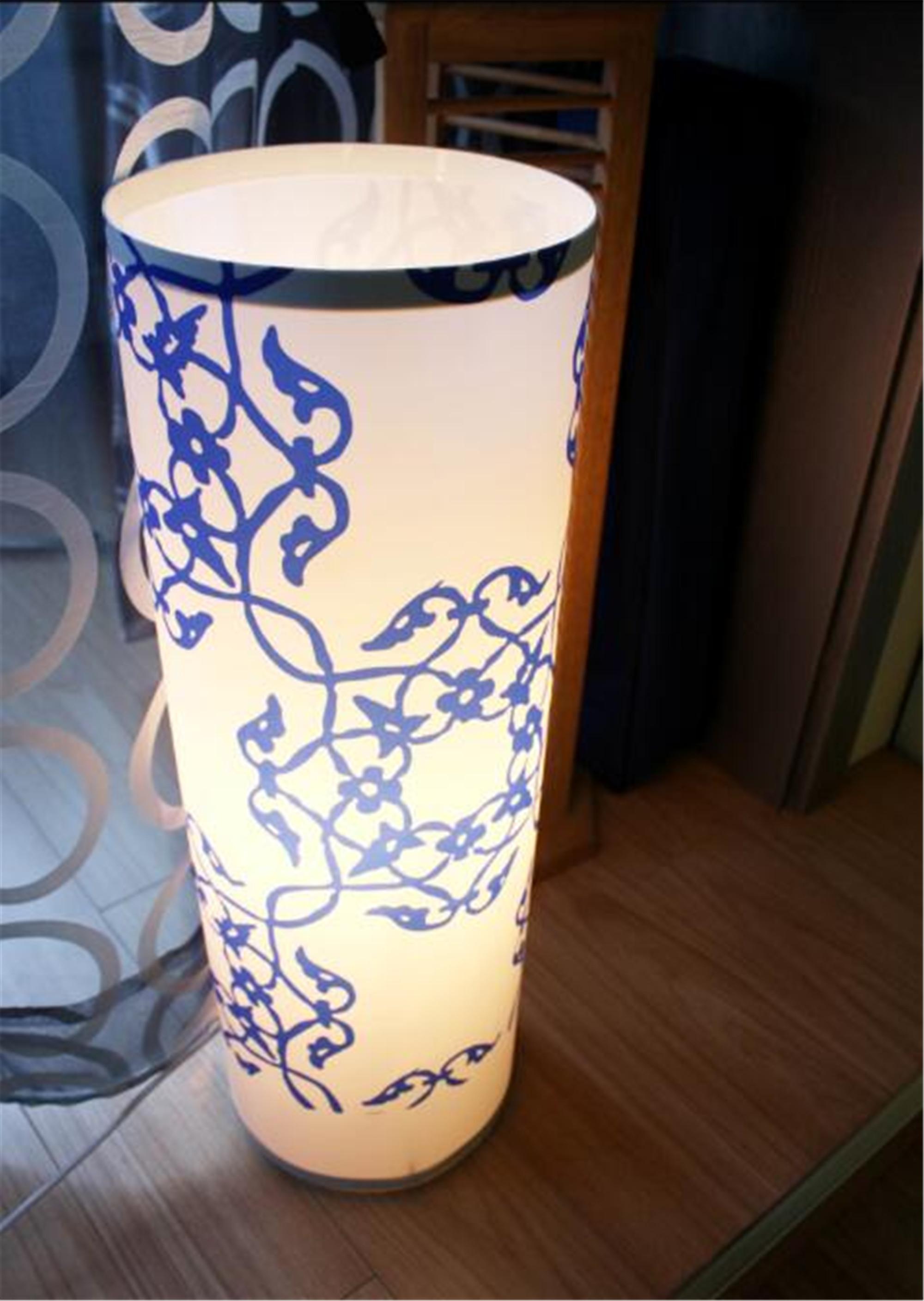 30平单身公寓装修装饰灯图片