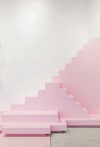 商铺装修楼梯装饰