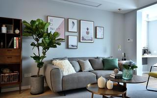 90㎡北欧风之家沙发图片