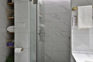 90㎡北欧风之家卫浴挂件