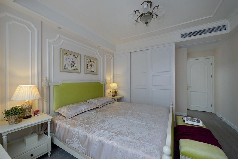 三居室美式设计衣柜图片
