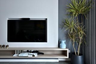 120㎡北欧风格家电视柜图片