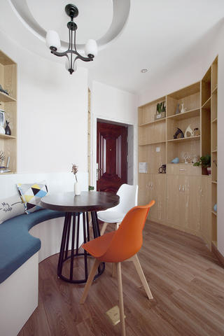 一居室北欧小家玄关设计