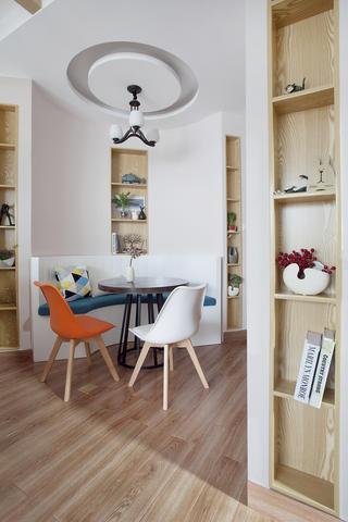 一居室北欧小家餐厅设计图