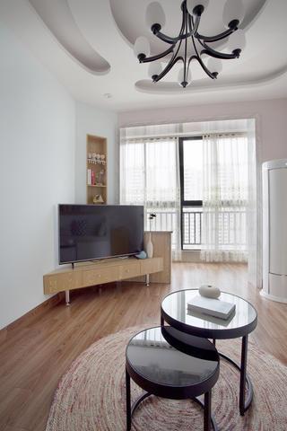 一居室北欧小家电视柜图片