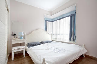 一居室北欧小家卧室欣赏图