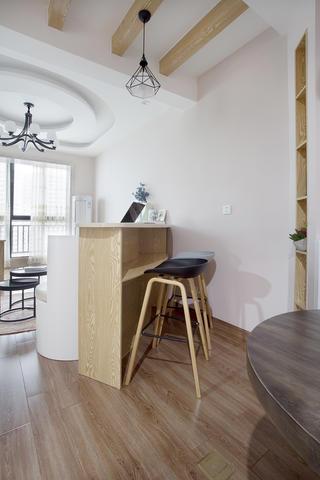 一居室北欧小家吧椅图片