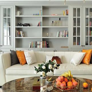 四居室现代美式装修 明亮清爽