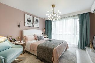二居室公寓装修卧室效果图