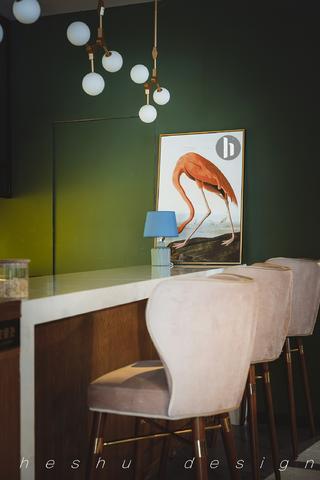 咖啡店装修吧台图片