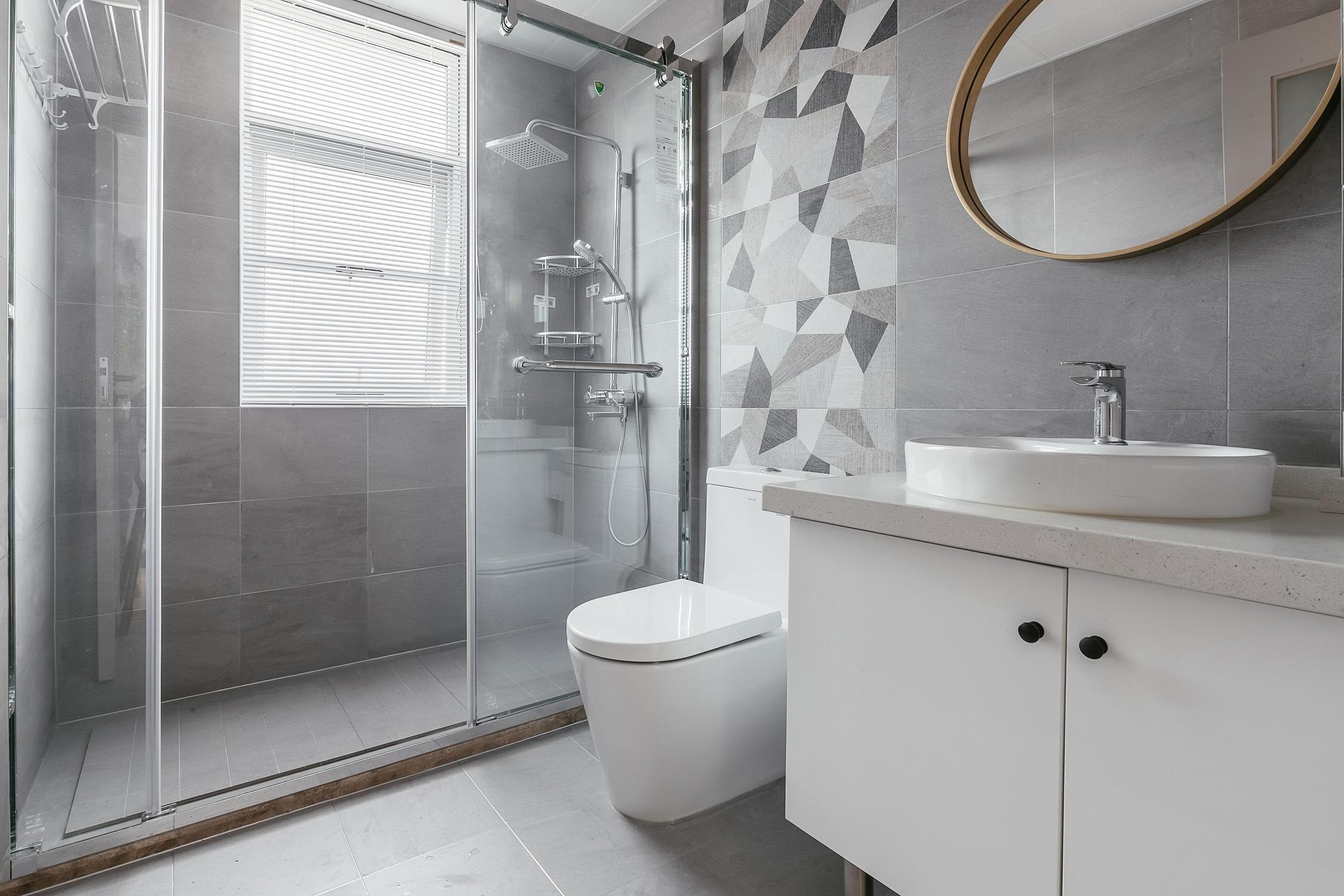 二居室北欧风格家厨房装潢图