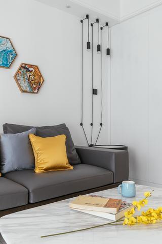 二居室北欧风格家装饰灯图片